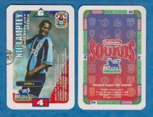 Coventry City Nil Lamptey Ghana S97